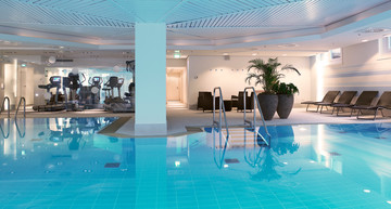 Wellness Pool | © Crowne Plaza Düsseldorf - Neuss Hotel